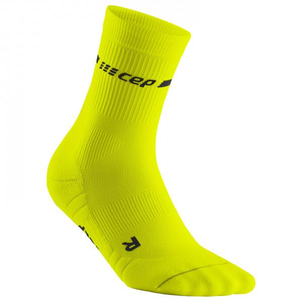 CEP - Neon Mid-Cut Socks - Laufsocken
