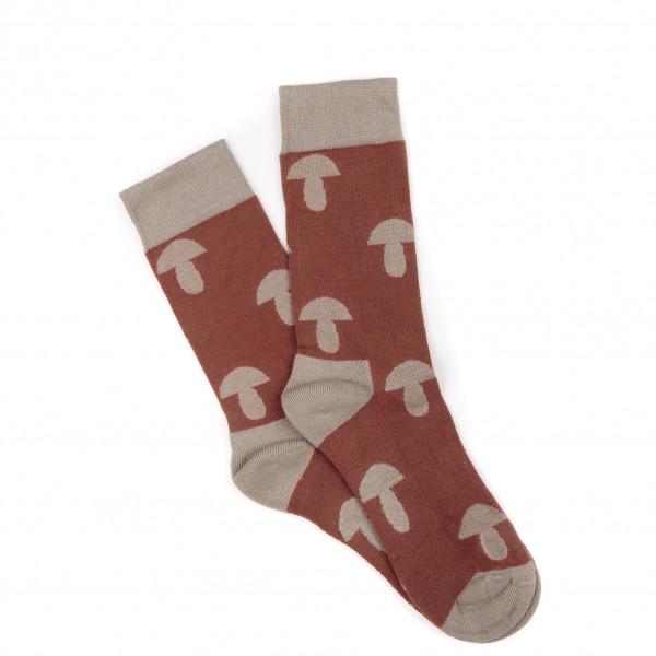 Mushroom Active Tencel Socks - Sports socks