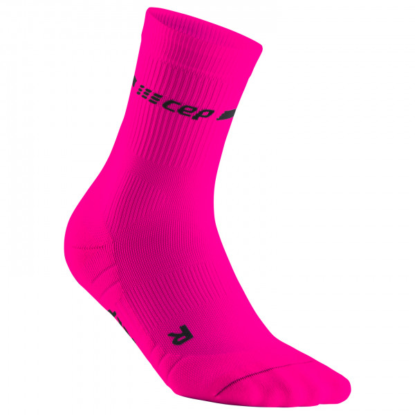 CEP - Women's Neon Mid-Cut Socks - Laufsocken