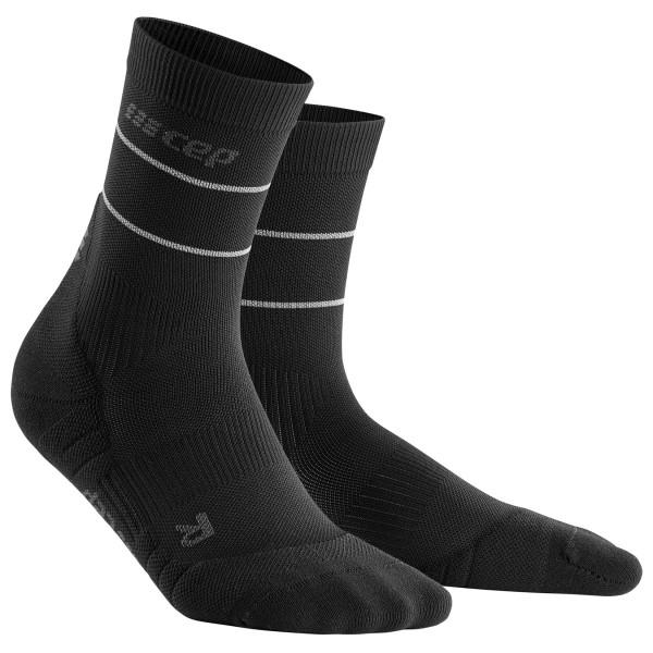 CEP - Women's Reflective Mid Cut Socks - Laufsocken