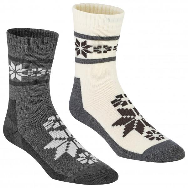 Kari Traa - Women's Rusa Wool Sock 2-Pack - Merino socks