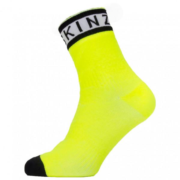 Waterproof Warm Weather Ankle Sock with Hydrostop - Cycling socks