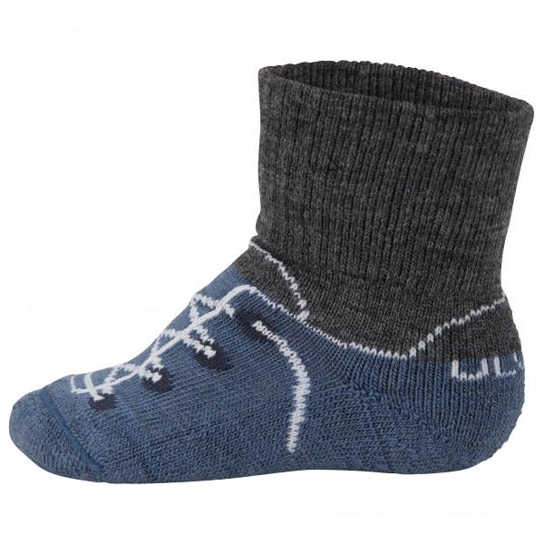 Ulvang - Kid's Spesial Anti Slip - Merinosocken