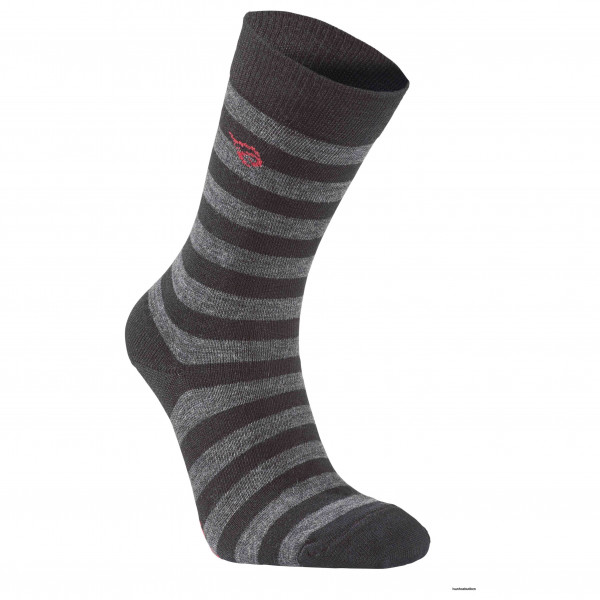 Wool Sock Stripe - Merino socks