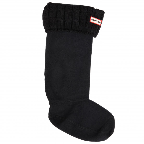 Hunter Boots - 6 Stitch Cable Boot Sock - Wintersocken