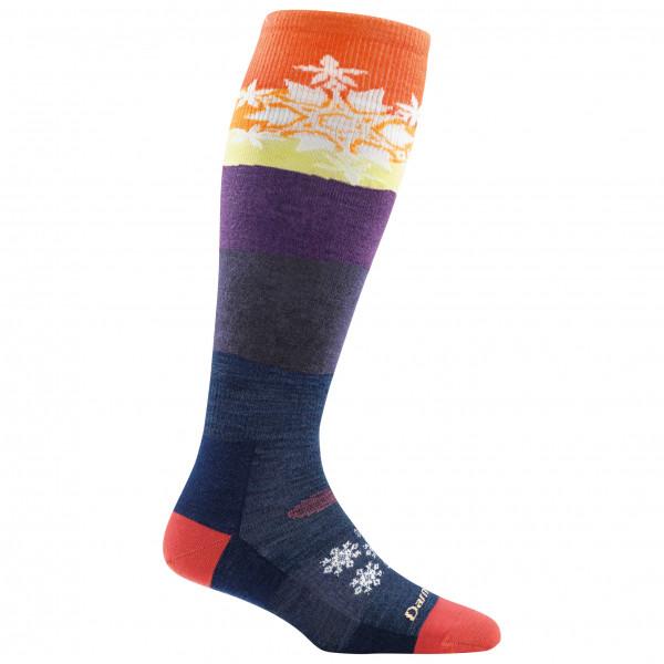 Darn Tough - Women's Snowflake OTC Midweight with Cushion - Ski socks