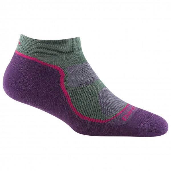 Darn Tough - Women's Light Hiker No Show Lightweight w Cushion - Walking socks