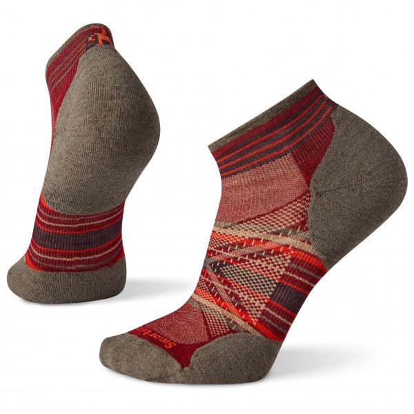 PhD Run Light Elite Pattern Low Cut - Running socks