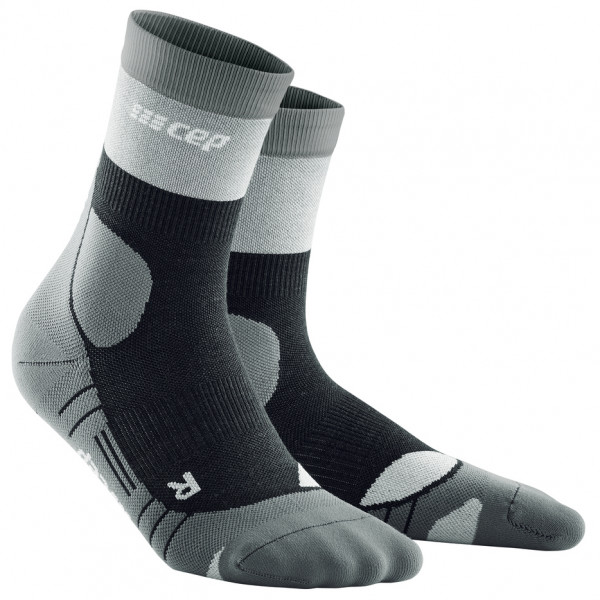 CEP - Women's Hiking Light Merino Mid-Cut Socks - Kompressionssocken
