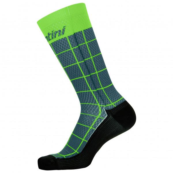 Santini - Dinamo Printed Socks - Cykelstrumpor