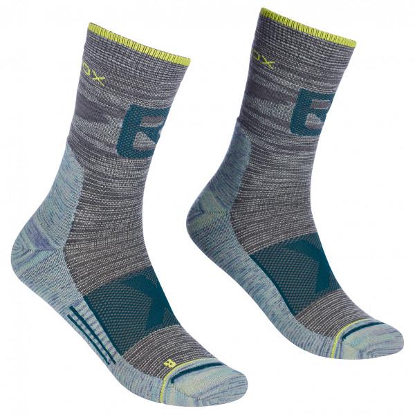 Ortovox - Alpinist Pro Compr Mid Socks - Wandersocken