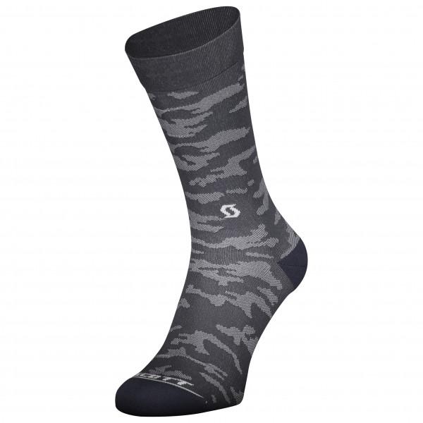 Scott - Sock Trail Camo Crew - Running socks