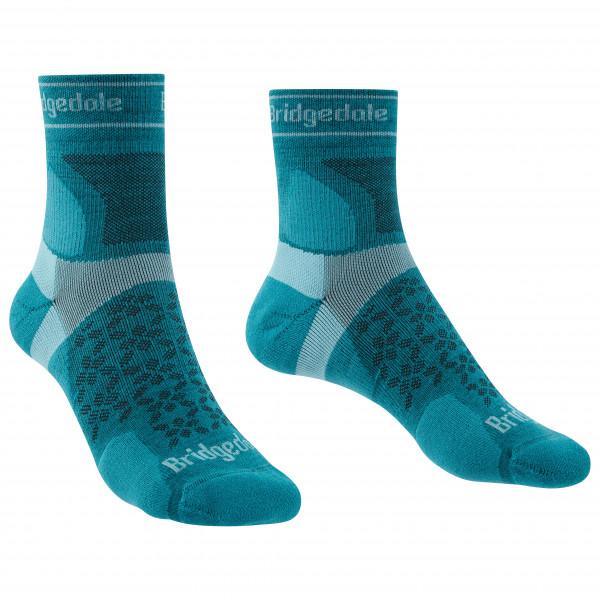 Bridgedale - Women's Trail Run Ultralight Merino Sport 3/4 Crew I - Running socks