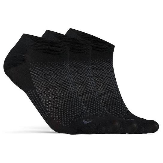 Craft - Core Dry Footies 3-Pack - Velosocken