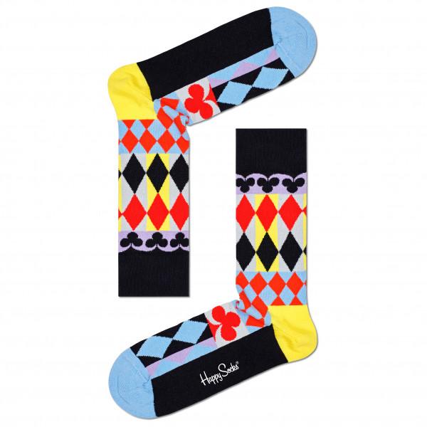Abstract Cards Sock - Sports socks