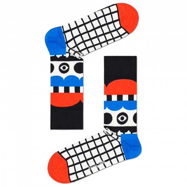 Happy Socks - Abstract Tent Sock - Multifunktionssocken