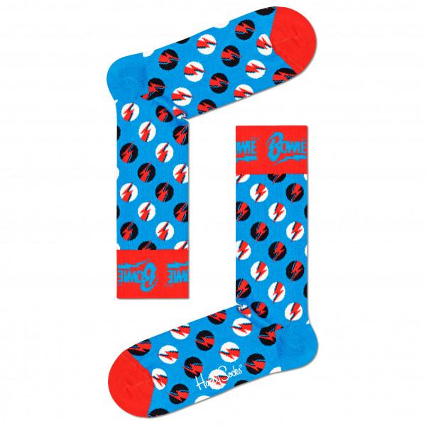Happy Socks - Big Bowie Dot Sock - Multifunktionssocken