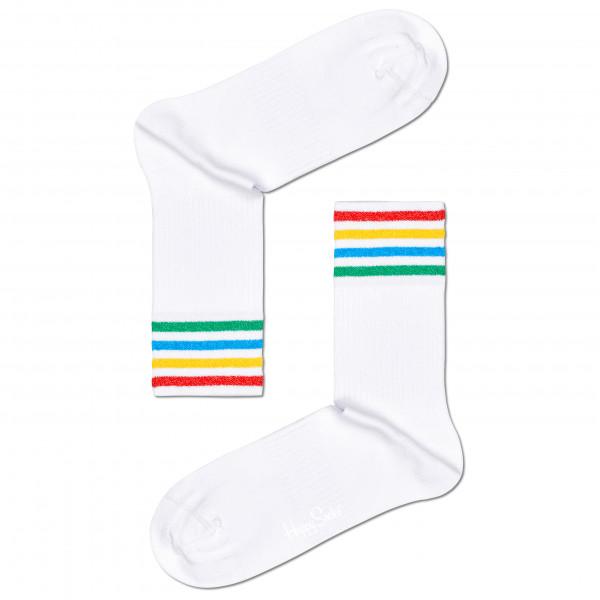 Colour Cuff 3/4 Crew Sock - Sports socks