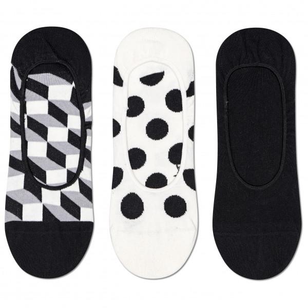 Filled Dot Liner Sock 3-Pack - Sports socks