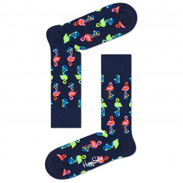 Happy Socks - Flamingo Sock - Monitoimisukat