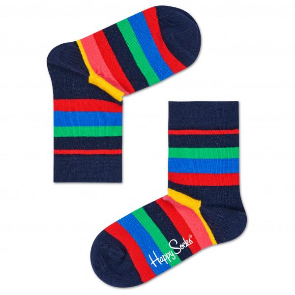 Happy Socks - Kid's Stripe Sock - Multifunktionssocken