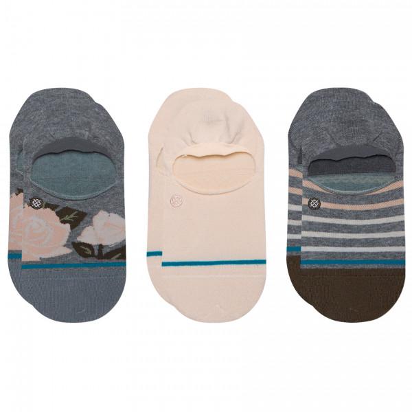 Women's Fleur 3-Pack - Sports socks