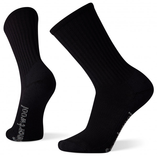 Classic Hike Light Cushion Solid Crew - Walking socks
