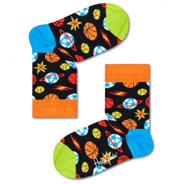 Kid's Sporty Space Sock - Sports socks
