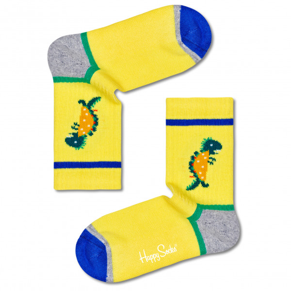 Happy Socks - Kid's Tacosaurus Rib Sock - Chaussettes multifonctions