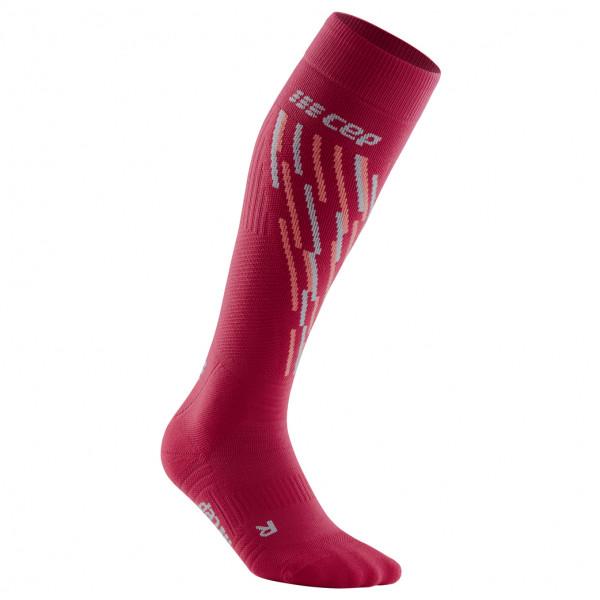 CEP - Ski Thermo Socks - Kompressionssokker