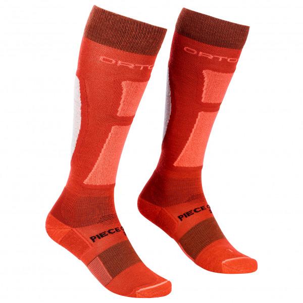 Women's Ski Rock'N'Wool Long Socks - Ski socks