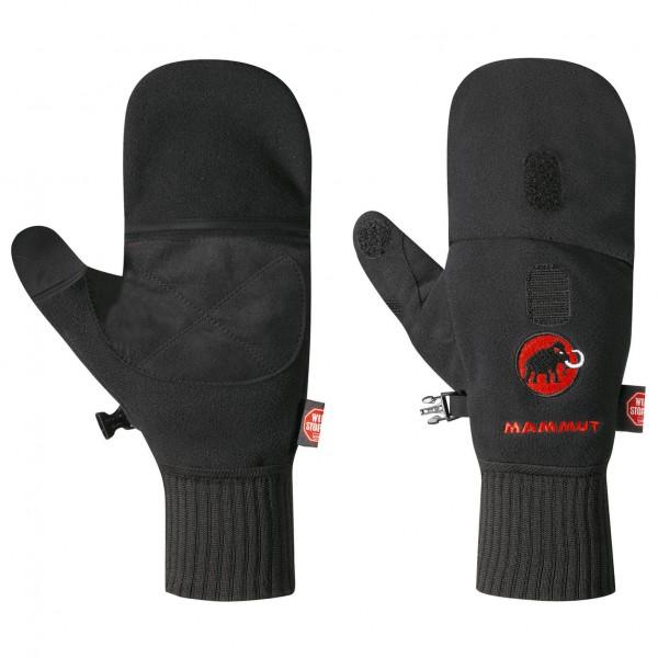 Mammut - Shelter Mars Glove - Vinger-/Vuistwanten