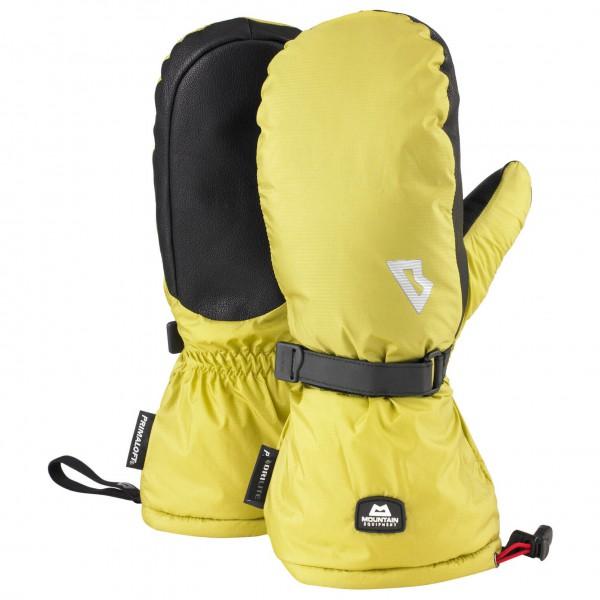 Mountain Equipment - Redline Mitt - Donzen handschoenen