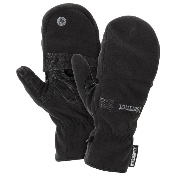 Marmot - Windstopper Convertible Glove - Gants