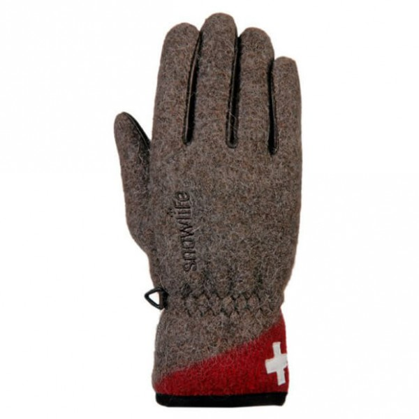 Snowlife - Women's Swiss Army Wool Glove - Gants