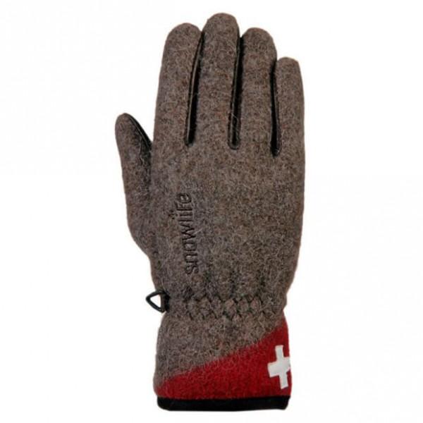 Snowlife - Women's Swiss Army Wool Glove - Handschoenen