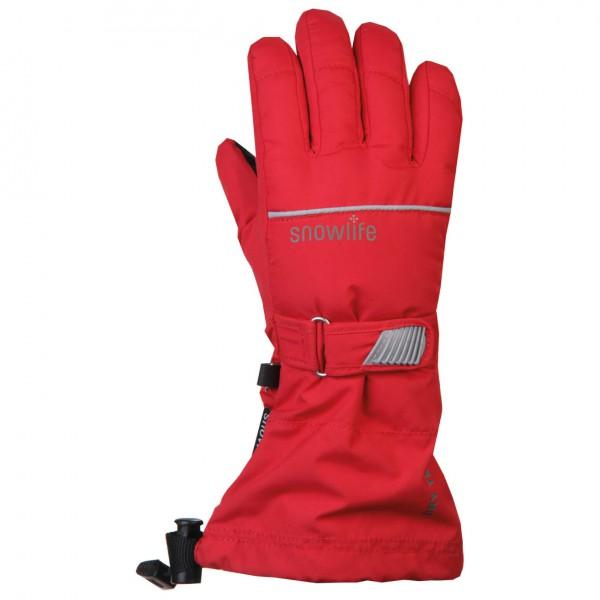 Snowlife - Long Cuff DT Kids Glove - Fingerhandschuhe