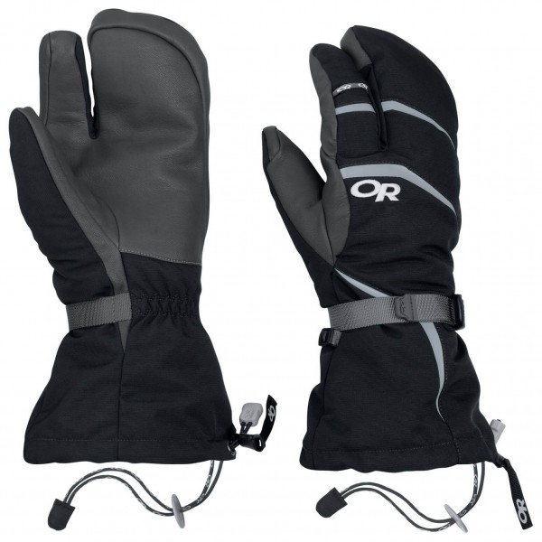Outdoor Research - Highcamp 3-Finger Gloves - Gloves