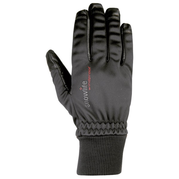 Snowlife - Women's Mountaineer WS Soft Shell Glove