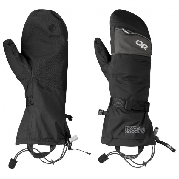 Outdoor Research - Revel Shell Mitts - Handsker