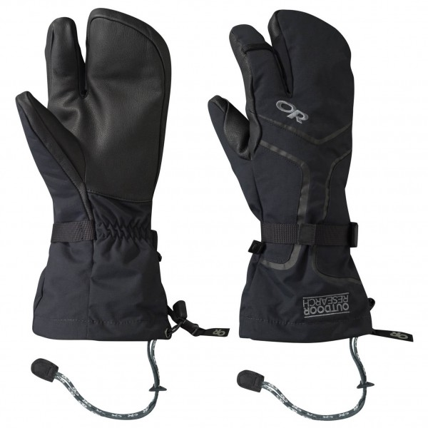 Outdoor Research - Highcamp 3-Finger Gloves - Käsineet