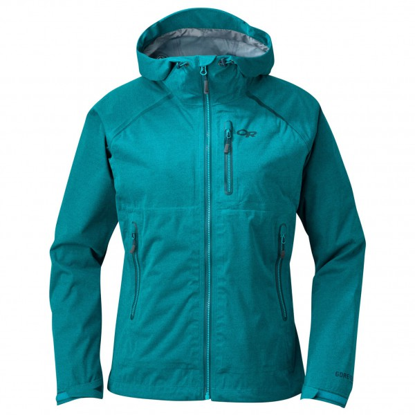 Outdoor Research - Women's Clairvoyant Jacket - Rain jacket