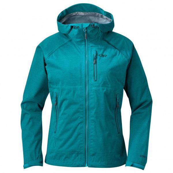 Outdoor Research - Women's Clairvoyant Jacket - Regenjack