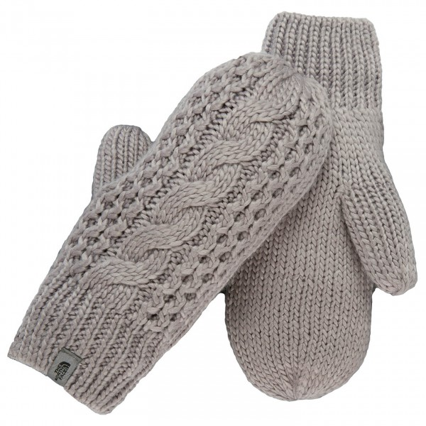 The North Face - Women's Cable Knit Mitt - Handschoenen