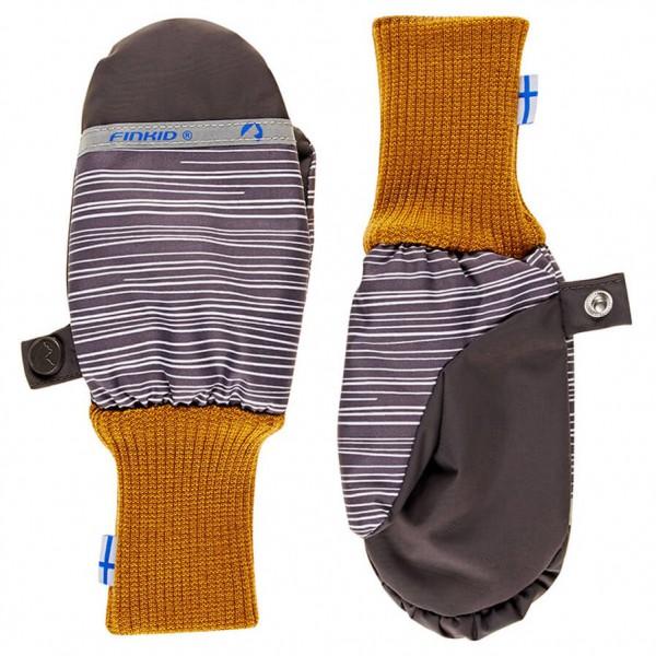 Finkid - Kid's Rukkanen Lines - Gloves