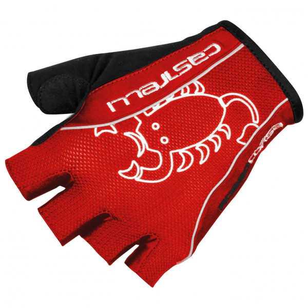 Castelli - Rosso Corsa Classic Glove - Handschoenen