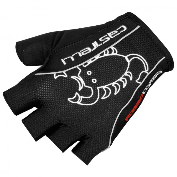 Castelli - Rosso Corsa Classic Glove - Käsineet
