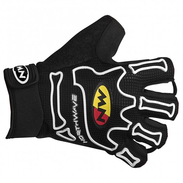 Northwave - Skeleton Short Glove - Gants