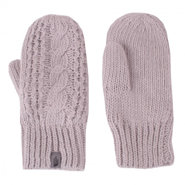 The North Face - Women's Cable Knit Mitt - Käsineet