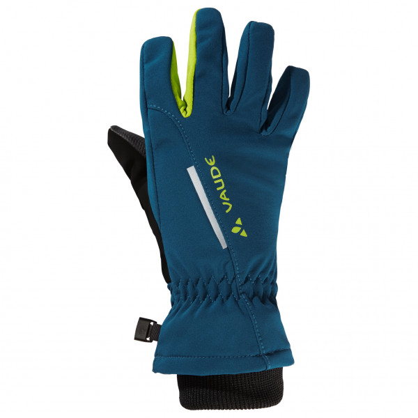 Vaude - Kid's Softshell Gloves - Handsker